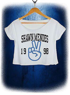 crop top magcon boys shirt shawn mendes tour concert 2015 high quality shirts