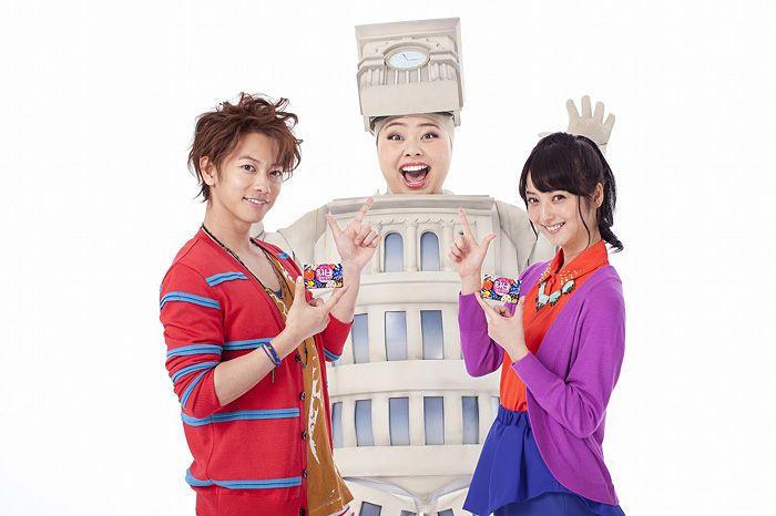 佐藤健、佐々木希、渡辺直美がレギュラー出演するロッテ「Fit's〈裏切り果実〉」の新CMが12月3日(火)より…