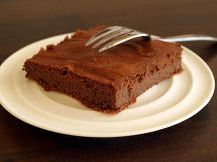 Moelleux Au Chocolat Allege Recette Patisserie Et Desserts