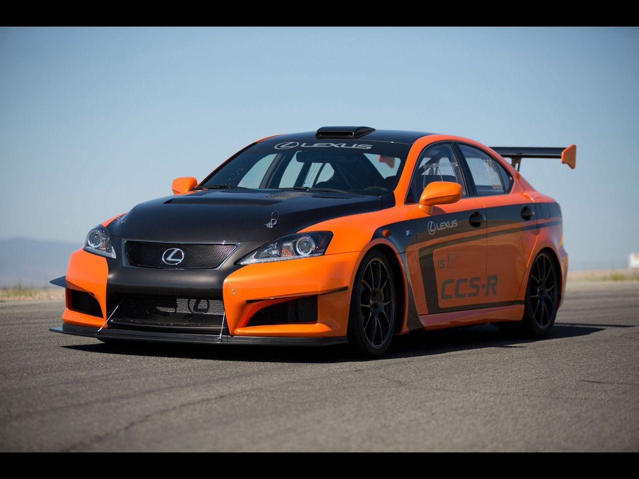 2012 Lexus Is F Ccs R Race Car Static 1 1280x960 Wallpaper Sports Cars Ferrari Lexus Isf Sports Cars Luxury