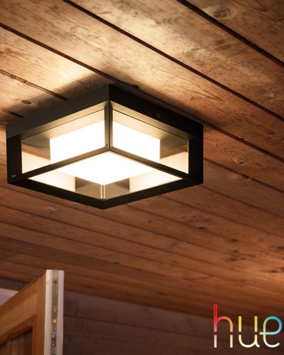 Philips Hue Econic Led Rgbw Decken Wandleuchte 1743830p7 Wandleuchte Led Beleuchtung Decke