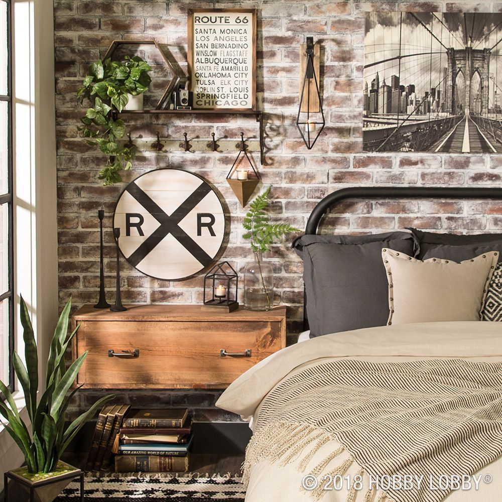 Vintage Industrial Furniture For Your Home In 2020 Vintage Industrial Decor Bedroom Home Decor