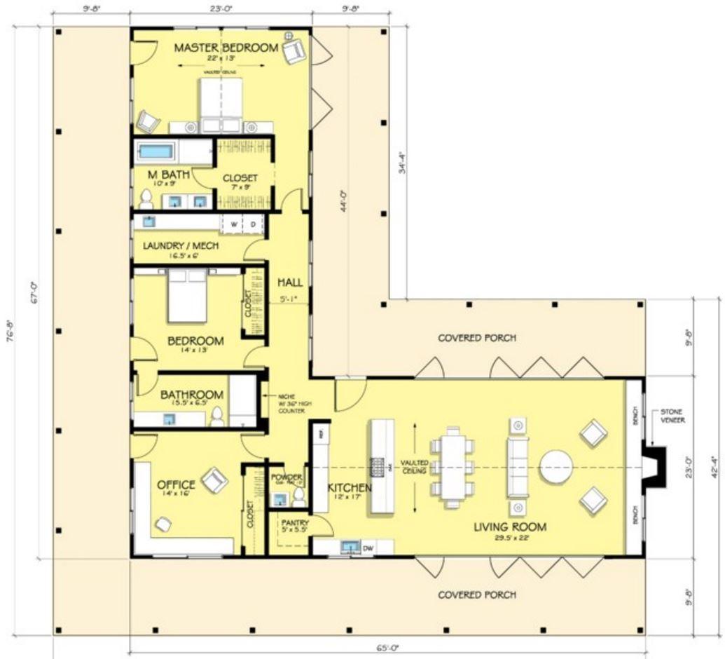 planos de casas | casas | pinterest | planos de casas, planos y casas