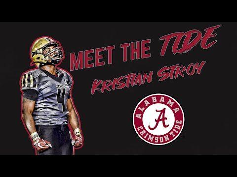 Meet The Tide Kristian Story Youtube In 2020 Tide Alabama