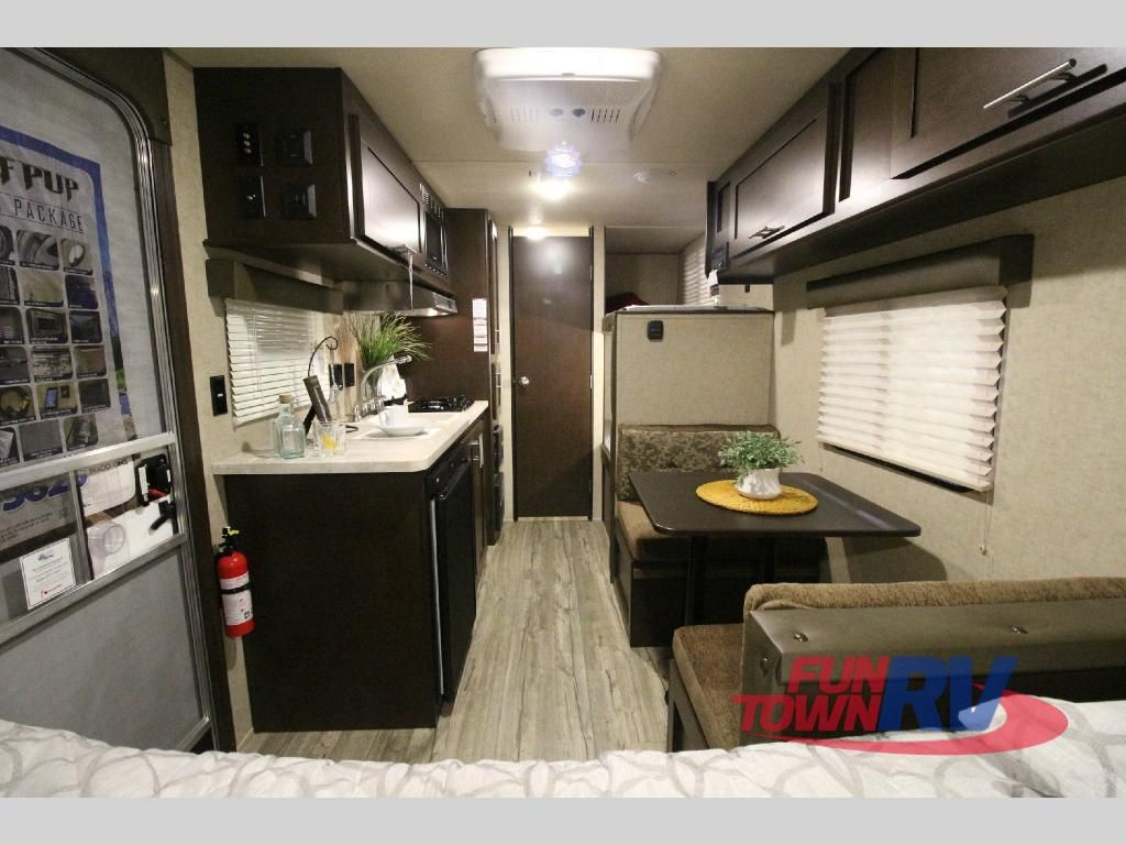 New 2017 Forest River Rv Cherokee Wolf Pup 16bhs Travel Trailer At