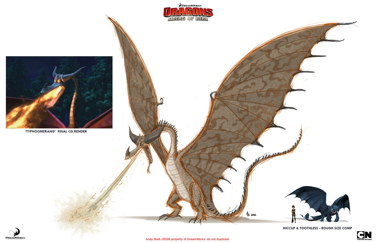 Image - Dragons BOD Nadder Gallery Image 03.png ... |Dreamworks Dragons Species