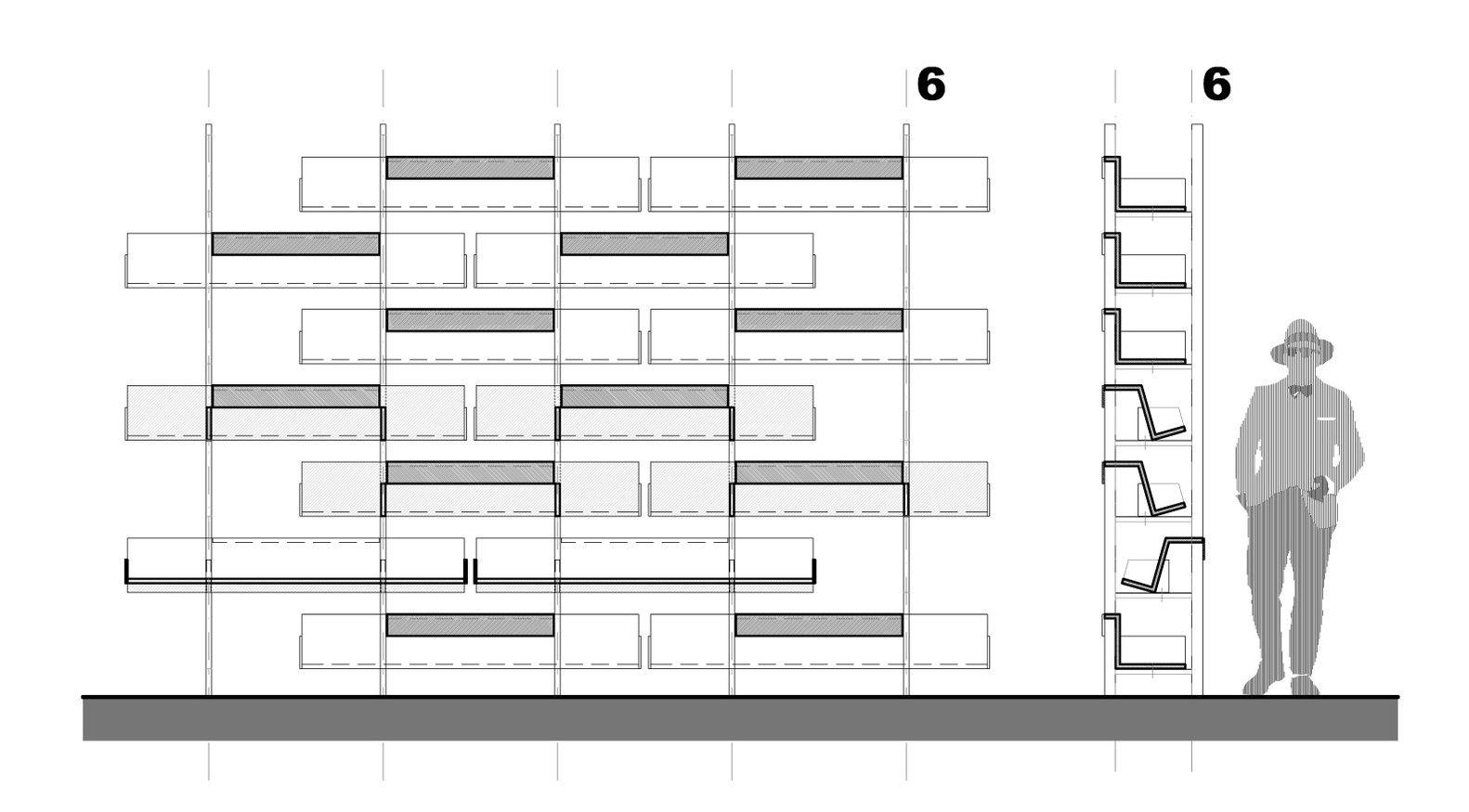Galería de Librería Arcadia Mediática / Llona Zamora Arquitectos - 14