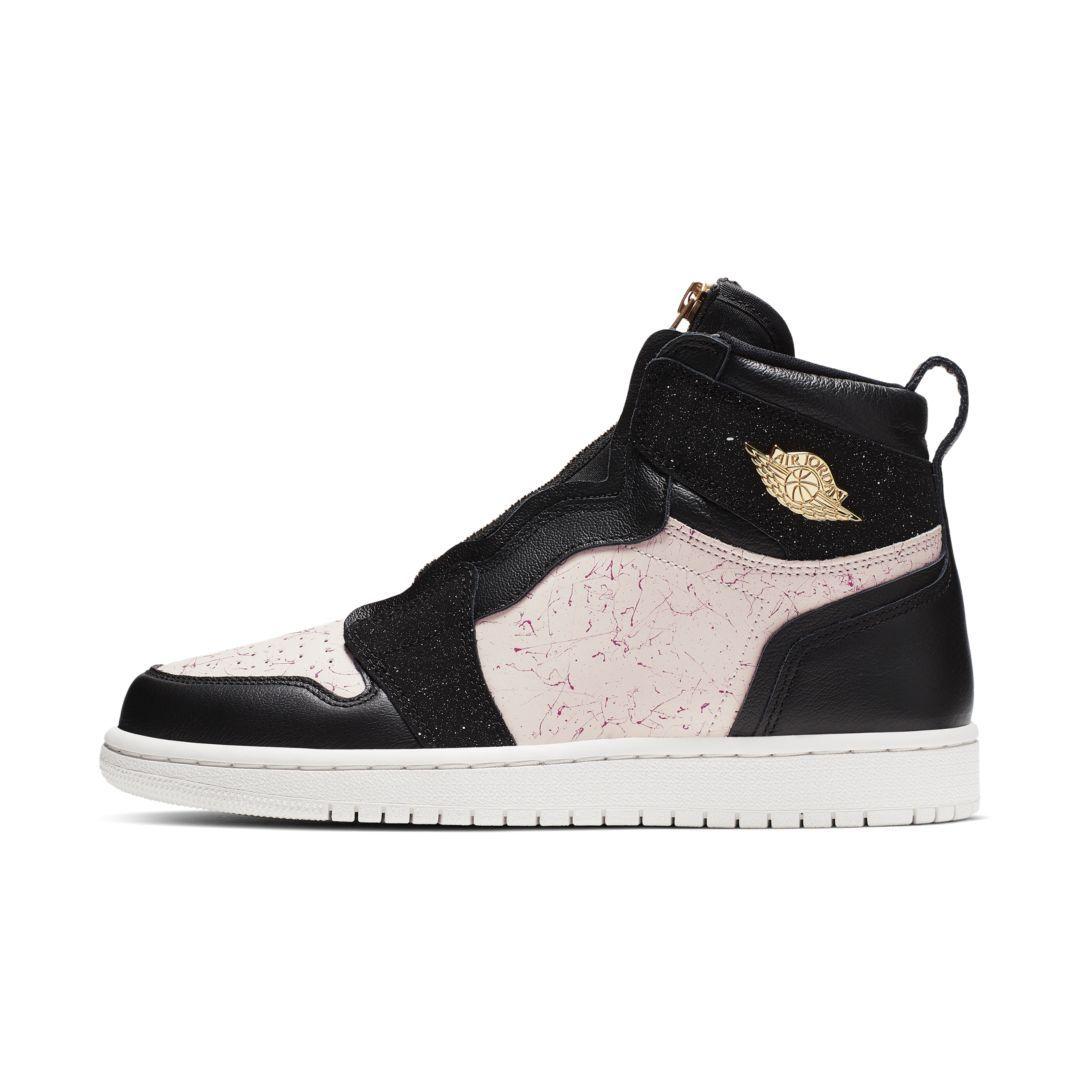 zip femme jordan 1 chaussure pour high air GMSpqUzVL