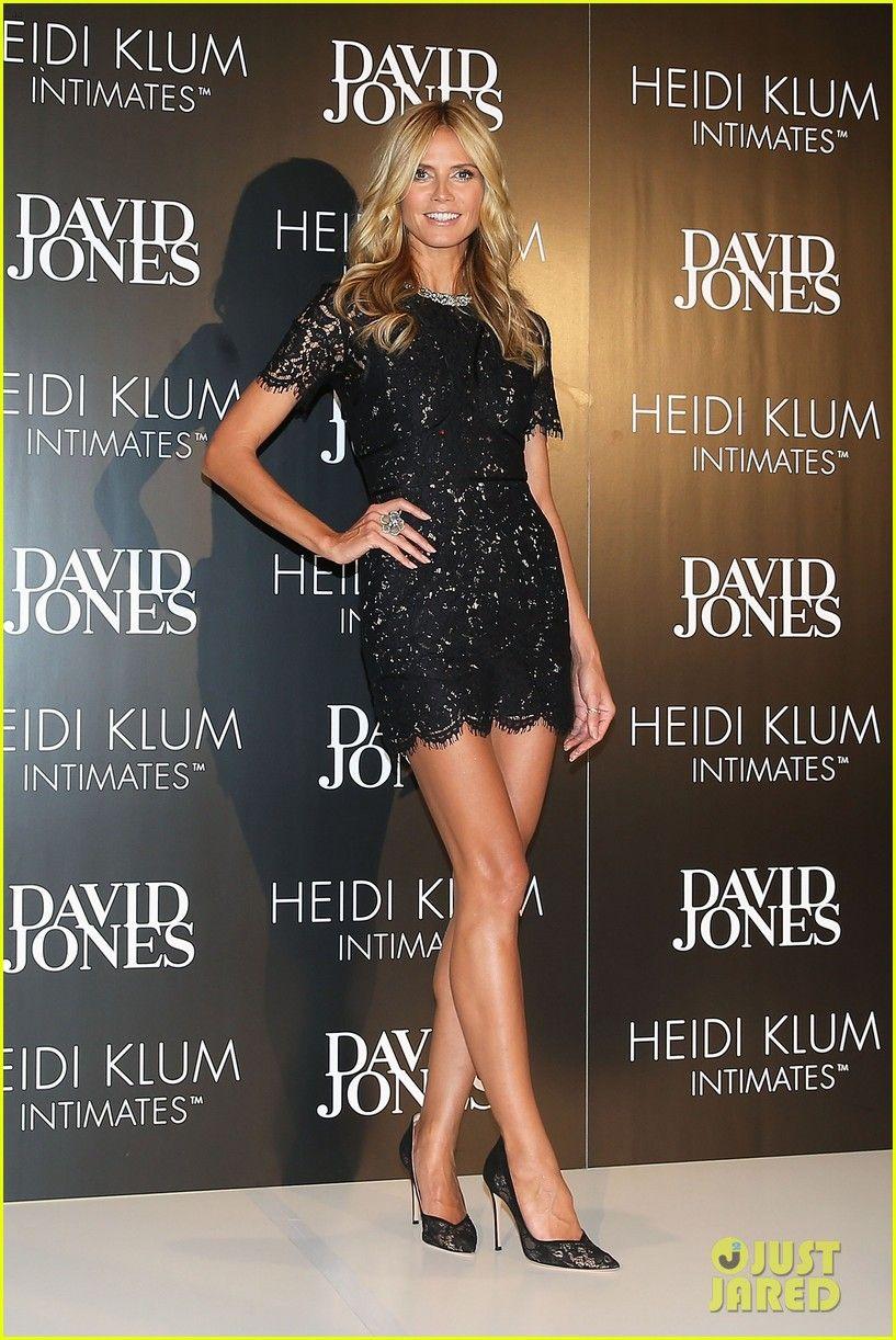 Heidi Klum Latest Photos - CelebMafia