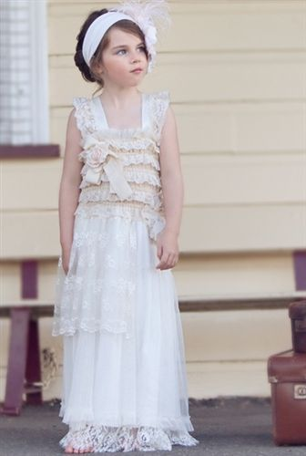 7f63b5ba89e Dollcake Clothing Tattered Wardrobe Frock Fall 2014 Del 1 Special occasion  clothing for girls that is vintage inspired