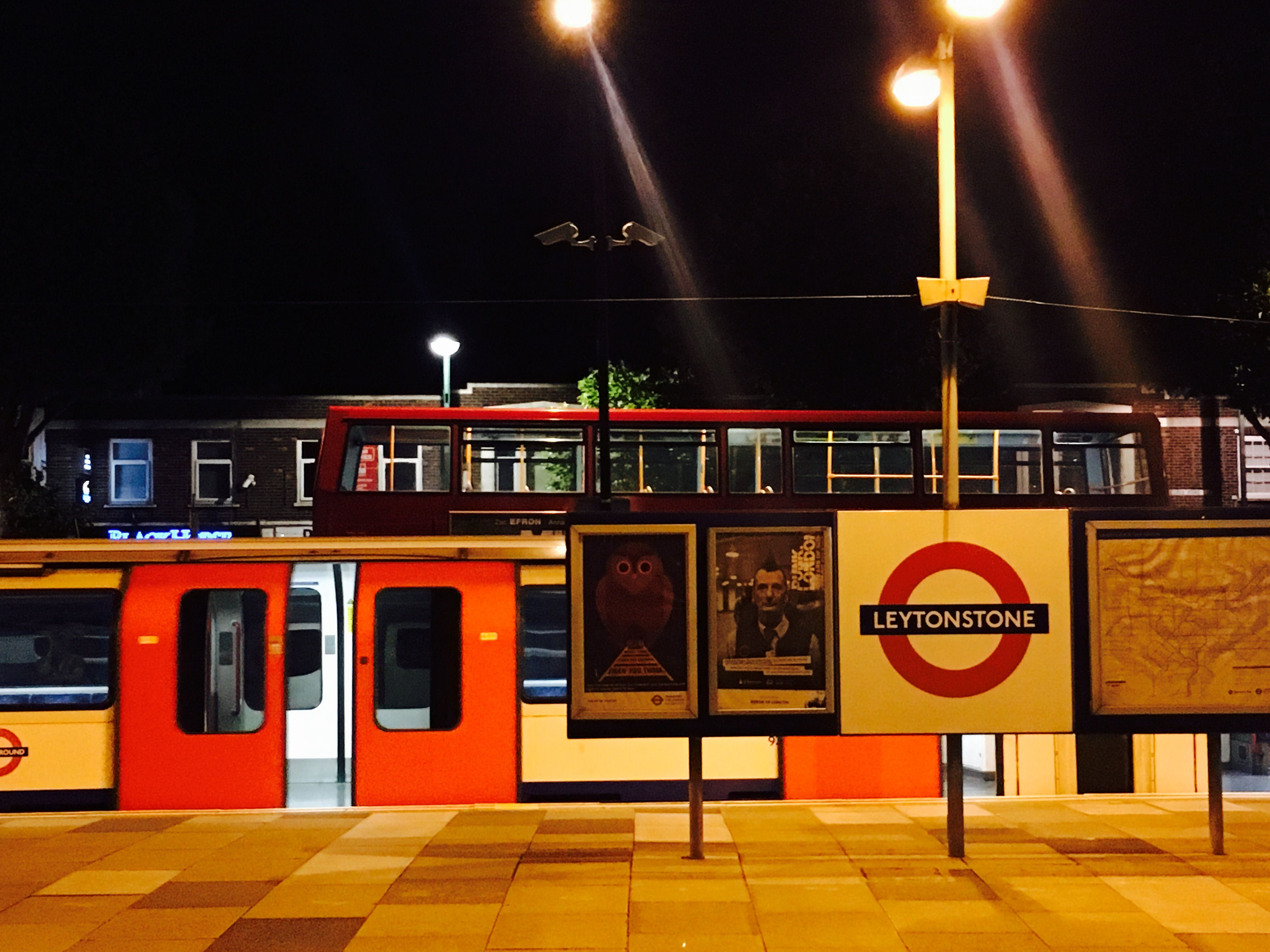 Tfl by night