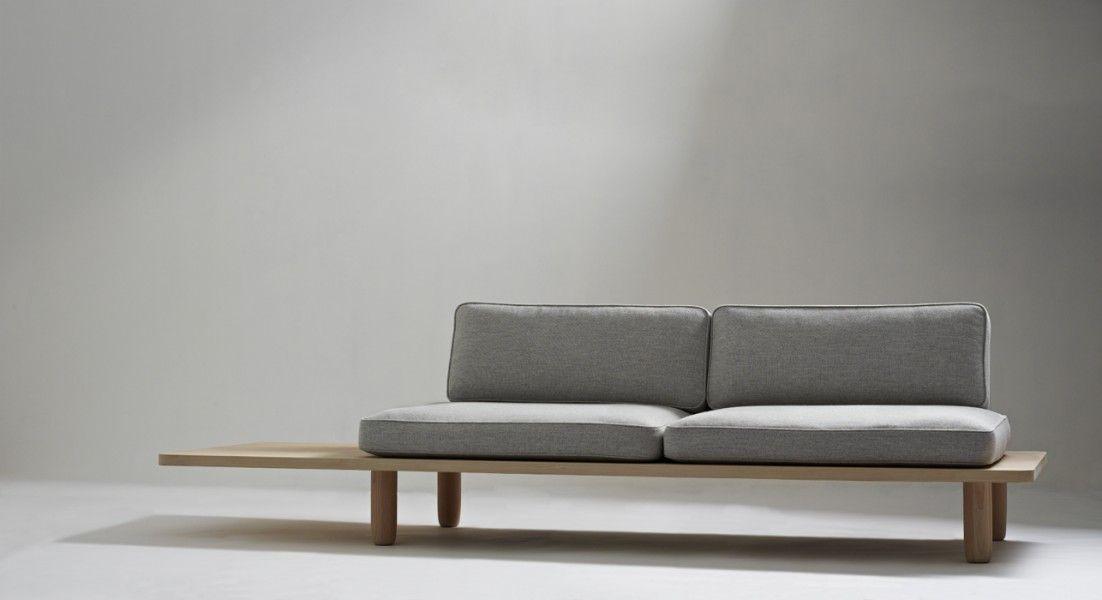PLANK sofa by KnudsenBergHindenes Industrial Design Pinterest