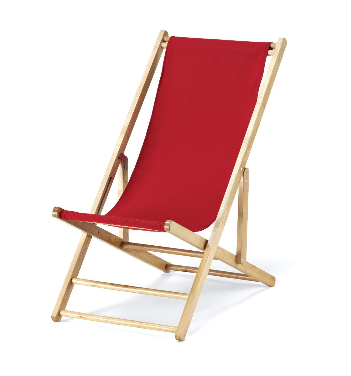 Wood folding chair outdoor - Cabana Beach Sling Chair Wooden Beach Chairs