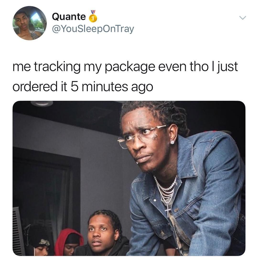 Young Thug Looks So Focused Memesfunny Pinterest Round