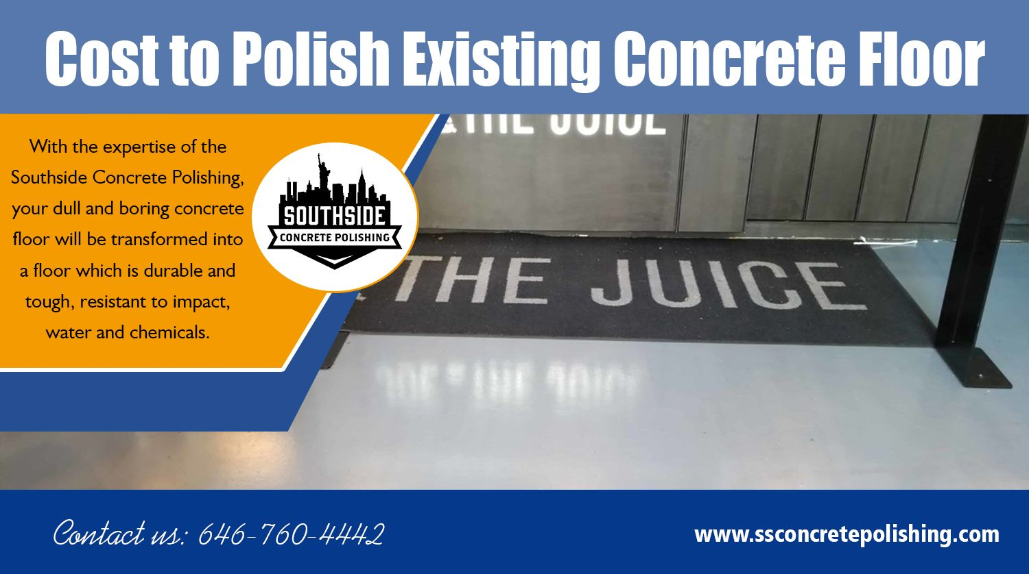 Professional Cost To Polish Existing Concrete Floor Will Save Your Time And Money Concrete Floors Concrete Epoxy Floor