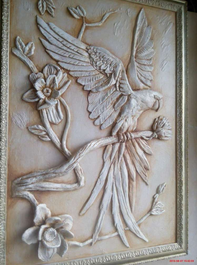 11+ Impressive Clay Relief Carving Animals Techniques Photos