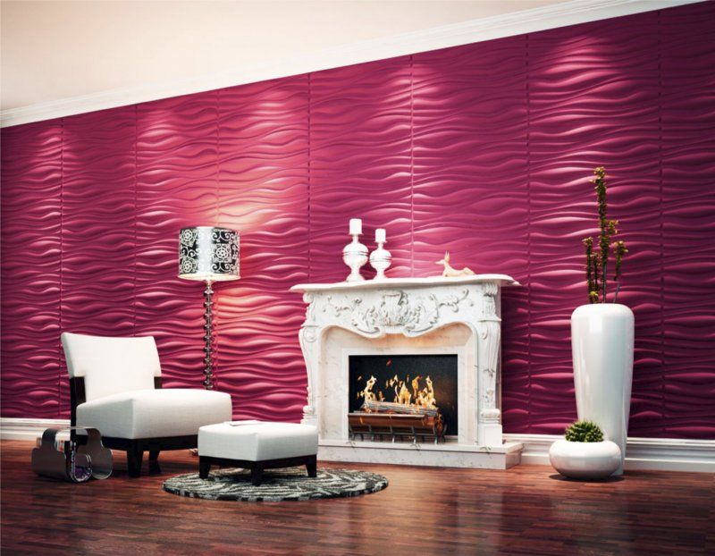 Contemporary Wainscoting In Living Room Gift - Living Room Designs ...