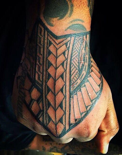Maori Hand Tattoo: Miami Ink Tattoo Designs Gallery