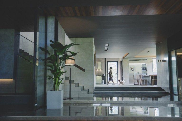 Parasite A Visual Storytelling Bong Architetti Idee Per La Casa