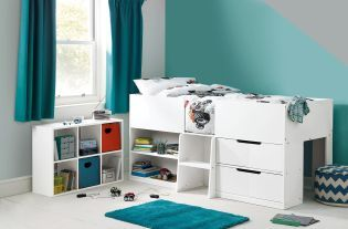 Buy Compton Cabin Bed From The Next Uk Online Shop Childrens Bedroom Furniture Furniture Childrens Bedrooms