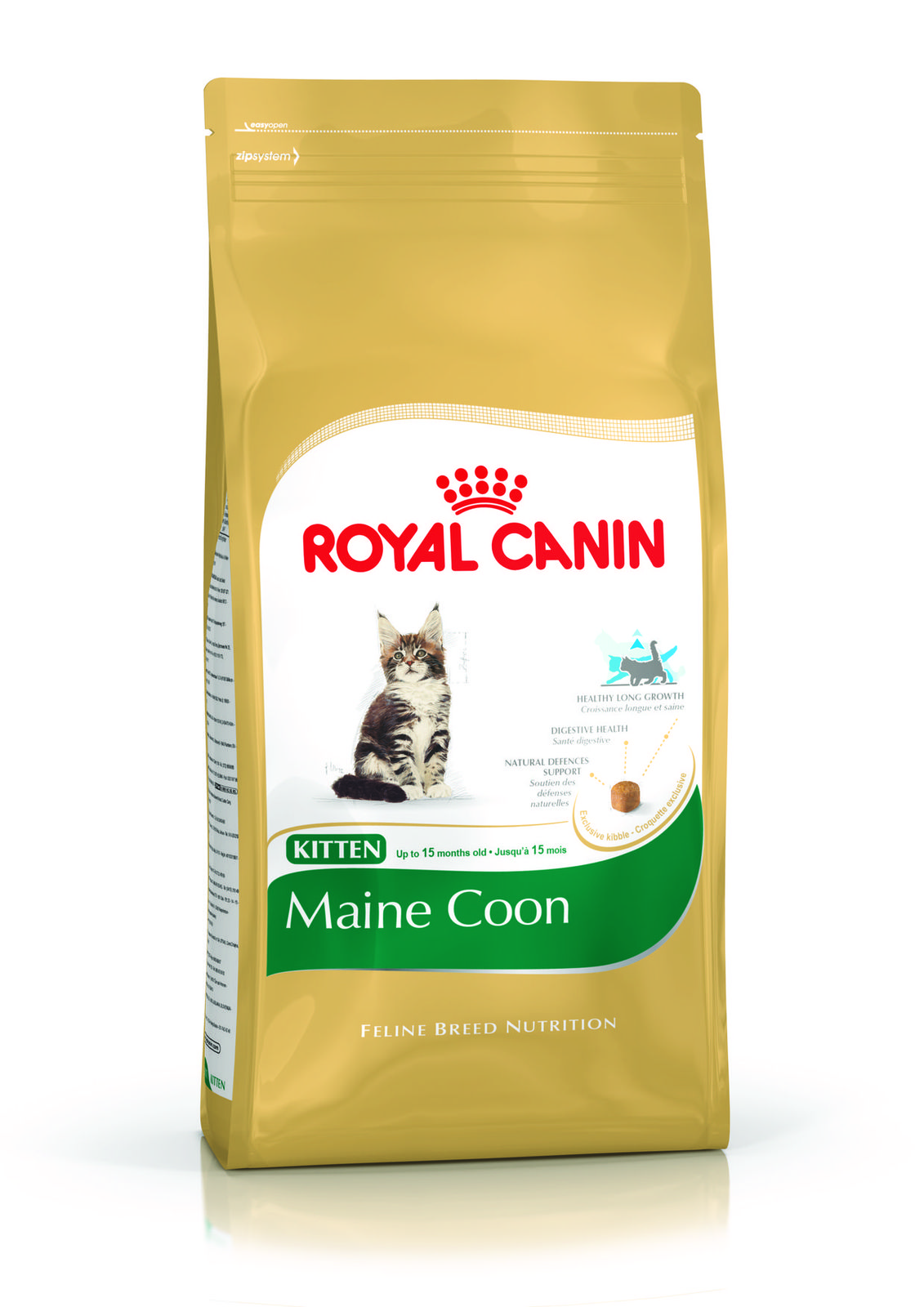 The Maine Coon kittenu0027s growth phase is exceptionally long and requires an adapted nutritional profile and  sc 1 st  Pinterest & The Maine Coon kittenu0027s growth phase is exceptionally long and ... pezcame.com