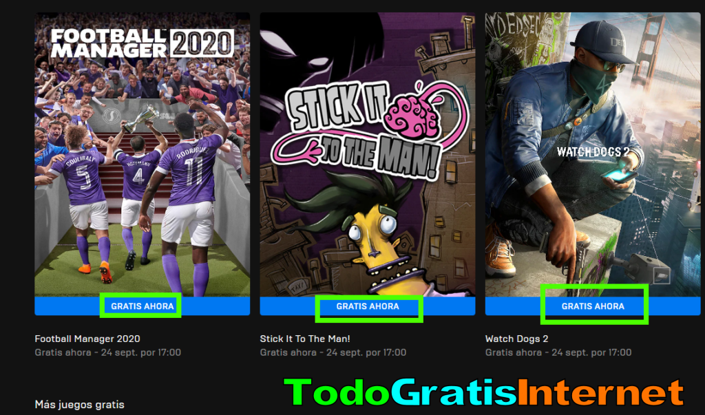 Watch Dogs 2 Y Football Manager 2020 Gratis Fútbol