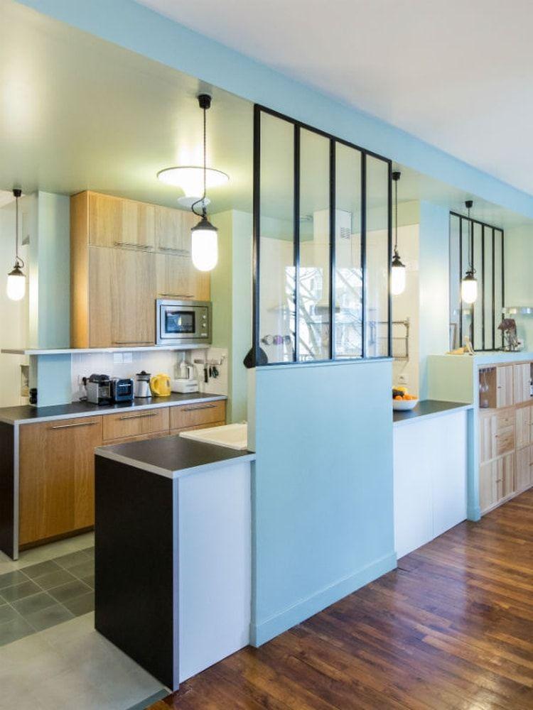 double verri re les cuisines ikea. Black Bedroom Furniture Sets. Home Design Ideas