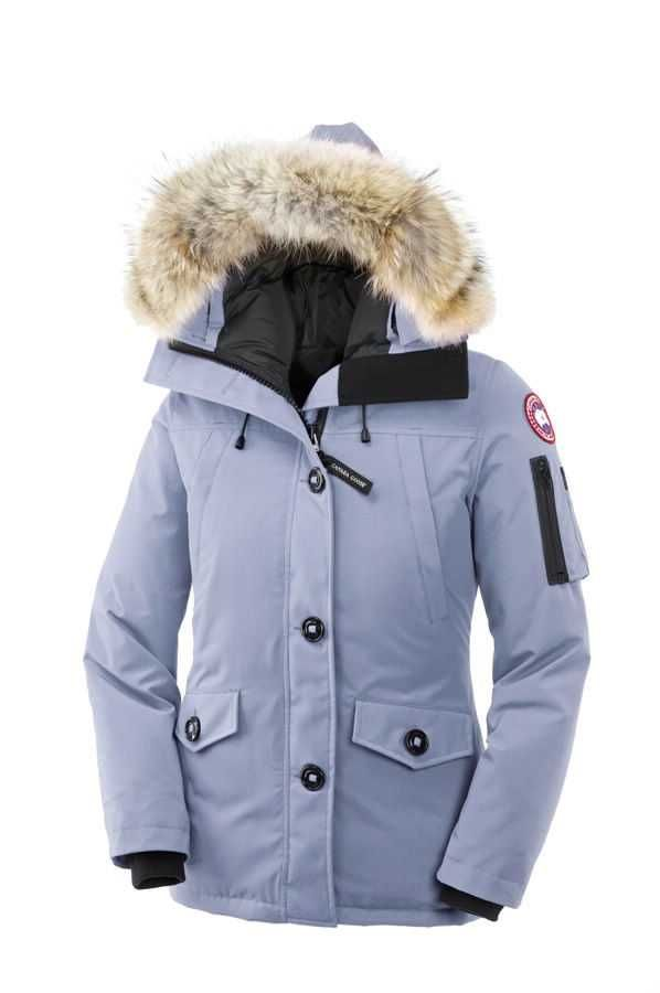 Canada Goose Montebello Parka Arctic Frost Women's Jackets