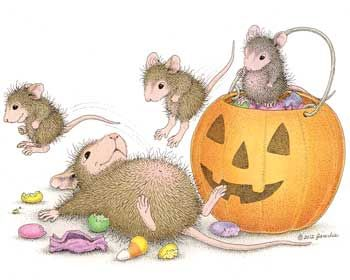 """""""Happy Halloween"""" from House-Mouse Designs®"""