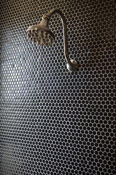 dark tiling