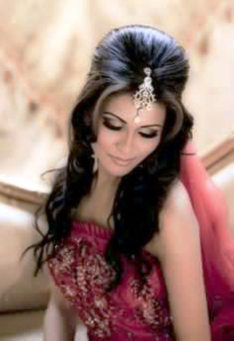 Excellent Indian Wedding Hair Accessories Uk Makeup Pinterest Bridal Hairstyle Inspiration Daily Dogsangcom