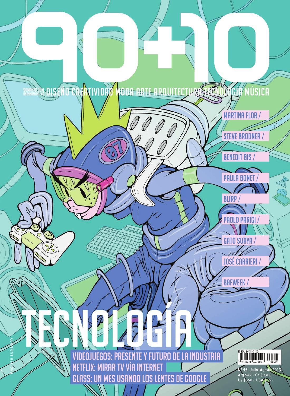 Revista 90+10 #45