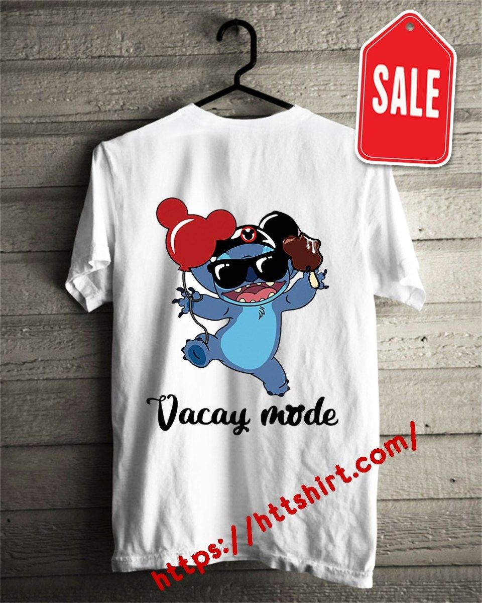 Stitch Disney Vacay mode shirt, hoodie, sweater and v-neck t-shirt #stitchdisney