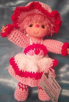Adorable-Vintage-Style-10-Hand-Crocheted-Doll-Lil-Sweetheart