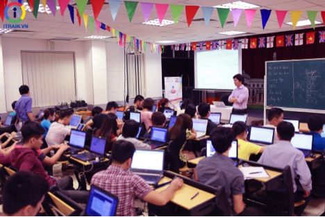 Lớp học tại seongon