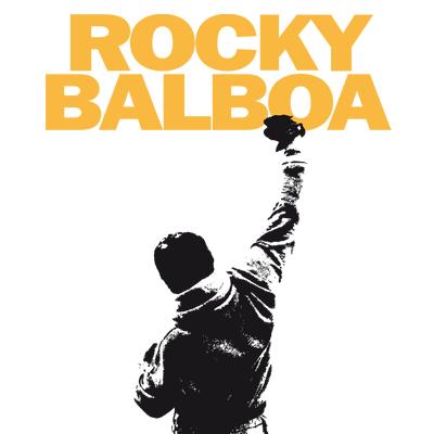 Rocky Balboa Victory Paint Splats Pop Art poster art print
