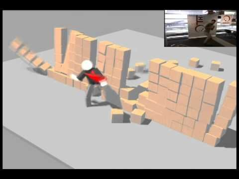 unity3d mocap with physics from '11 | UNITY3d Resource in 2019