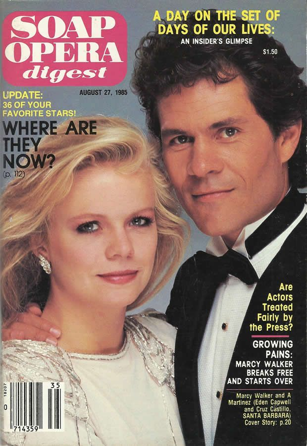 Classic Soap Opera Digest Covers | Places to Visit in 2019