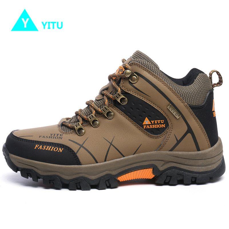 hiking sneakers waterproof