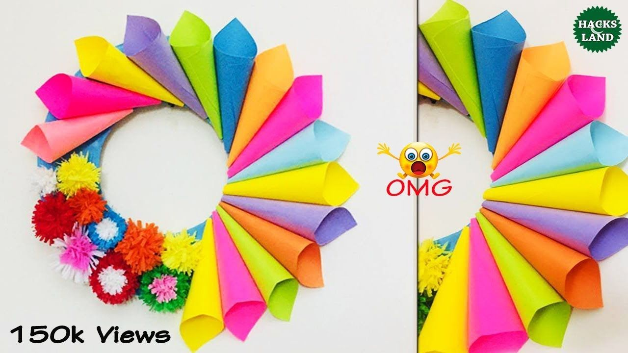 Wall Hanging Craft Ideas Crafts Diy Wall Hanging Crafts Wall