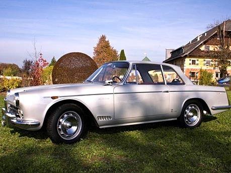 1959 Alfa Romeo Vignale 2000S Prototyp