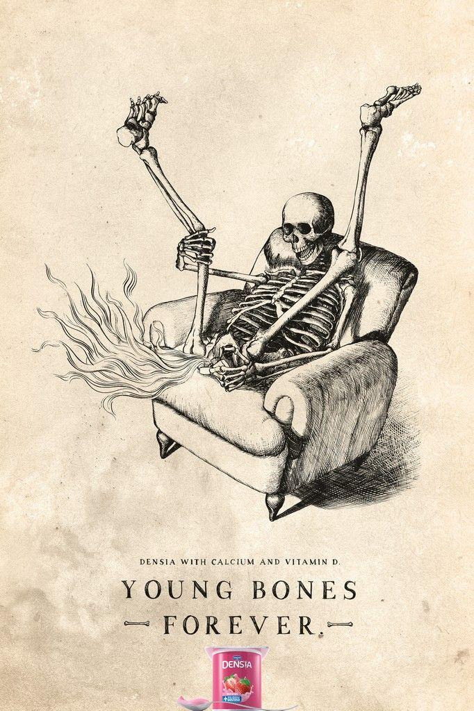 creatividads   Densia, huesos jóvenes para siempre