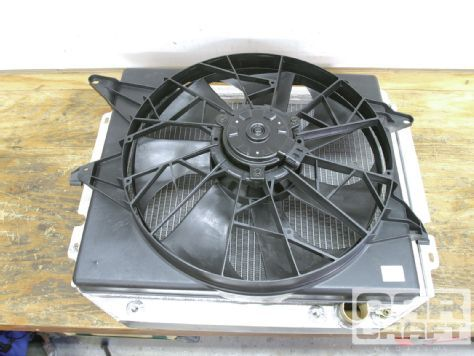 Lincoln Mark Viii Fan Car Craft Magazine Electric Radiator Fan