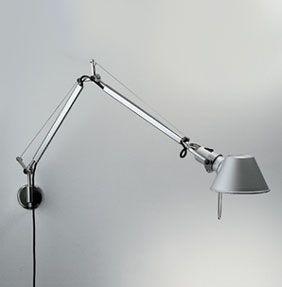 Artemide Inc Tolomeo Mini Wall Desk Lamp Lamp Modern Desk Lamp