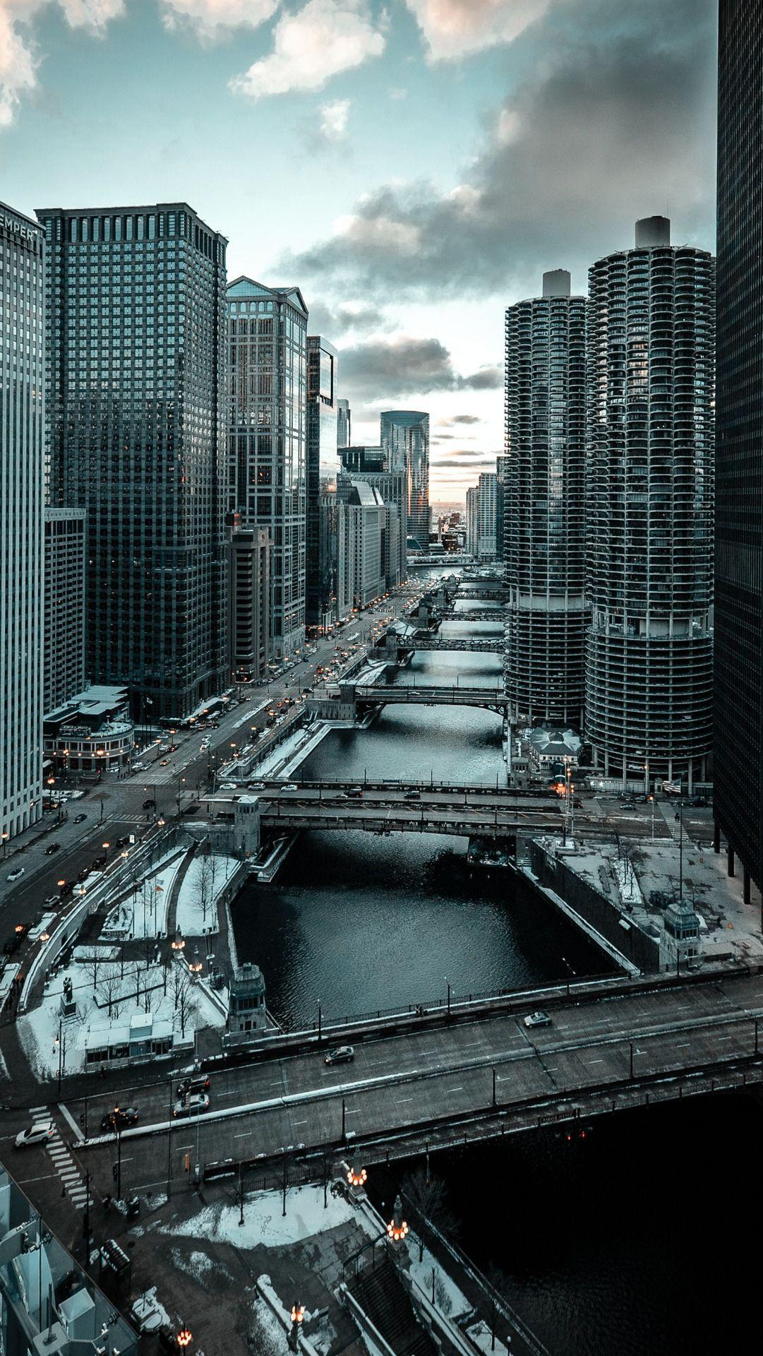 Https Locksxcreenxs Tumblr Com Post 184925957803 Chicago Aesthetic City Wallpaper Chicago Wallpaper