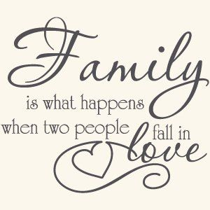 Amazon Com Family Love Quote Vinyl Wall Decal Sticker Art Words Lettering