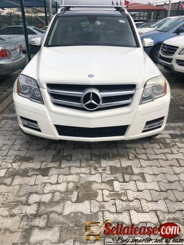 Tokunbo 2010 Mercedes Benz GLK350 full option for sale in