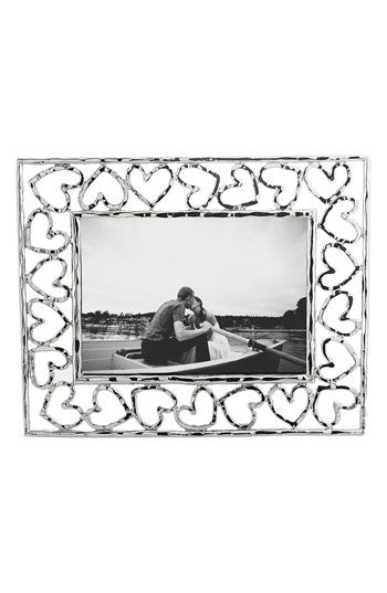 Michael Aram \'Heart\' 4x6 Picture Frame available at Nordstrom | For ...