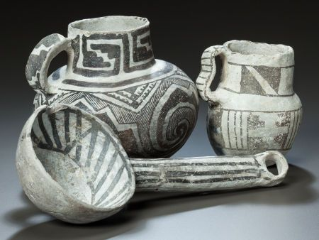 how to make anasazi pottery