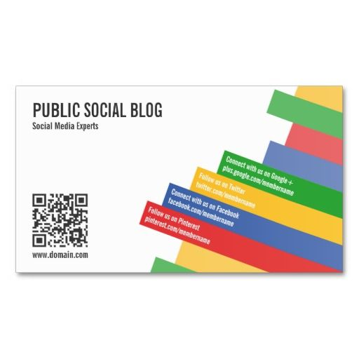 We recommend the qr code below for this business card click http modern social media qr code business cards created by this design is available on several paper types and is totally customizable cheaphphosting Image collections